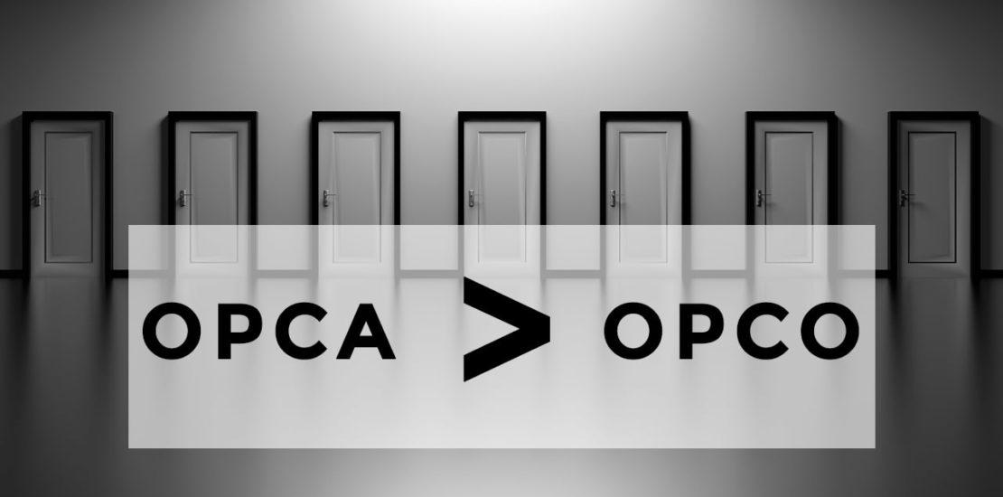 Transformation des OPCA en OPCO
